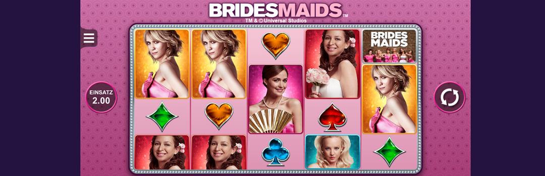 spielen Bridesmaids in der Schweiz