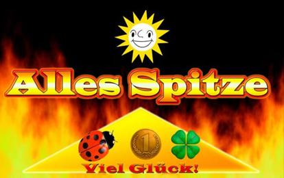 Alles-Spitze-Slot