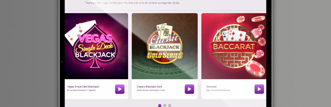 Bestes Jackpot City Casino-Spieleangebot