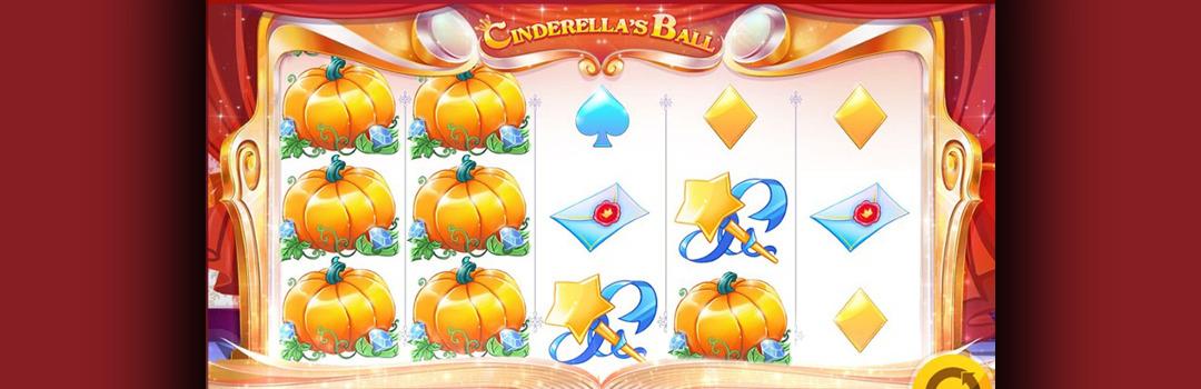 spielen Cinderellas Ball Slot in der Schweiz