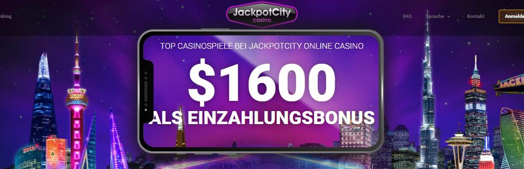 Die besten Boni vom Jackpot City Casino
