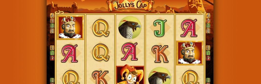 Jollys Cap Slot in der Schweiz spielen
