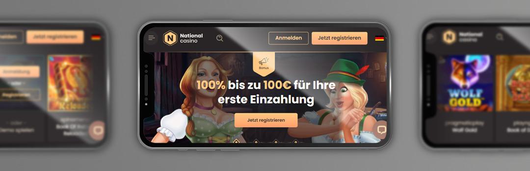 beste Boni für Schweizer im National Casino