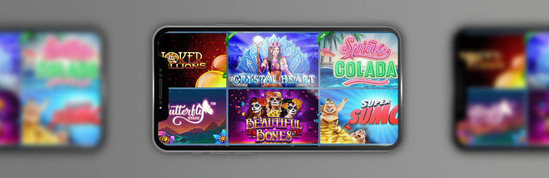 beliebte Spiele im Sunmaker Mobile Casino