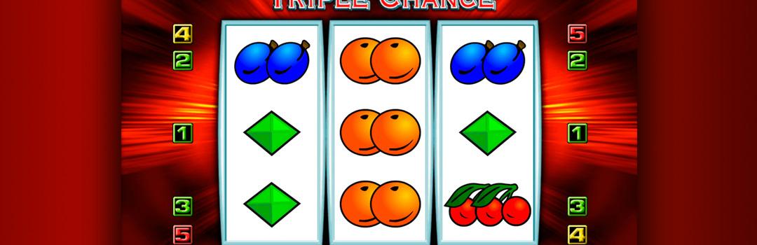 spielen Sie Triple Chance Slot in der Schweiz
