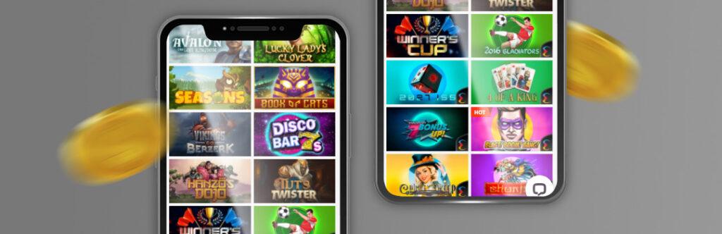 Casino echtes Geld für Mobile