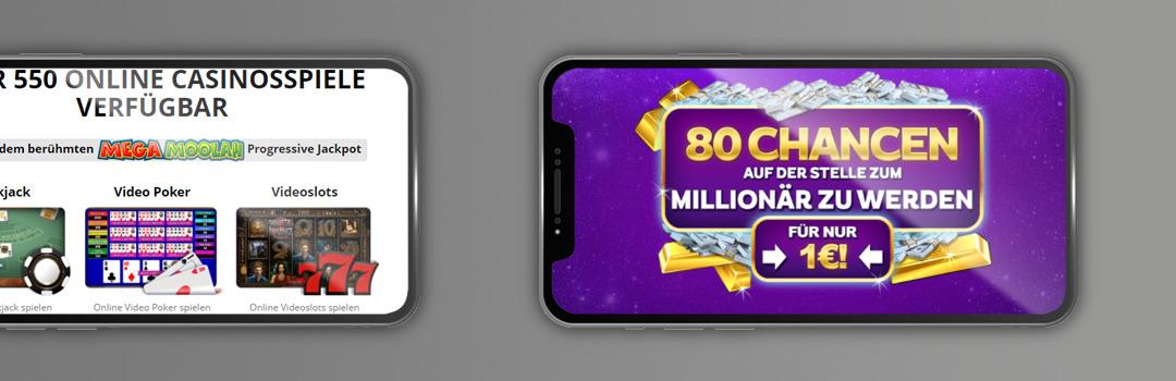 Die beste Auswahl an Spielen im mobilen Zodiac Casino