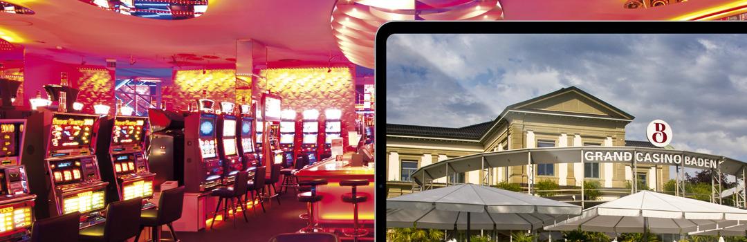 Spielzimmer Grand Casino Baden